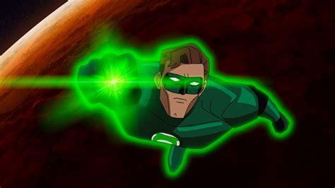 green lantern gets animated series