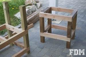 Construire Potager Surélevé : fabrication d 39 un potager sur lev le retour ~ Melissatoandfro.com Idées de Décoration