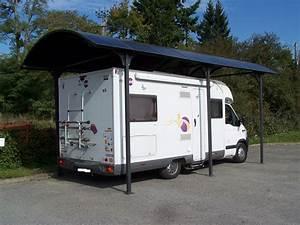 Carport Camping Car : carport camping car en aluminium 3 60x7 60m 27 m2 ~ Dallasstarsshop.com Idées de Décoration