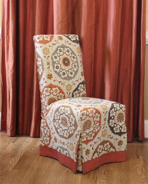 parson chair slipcovers design homesfeed