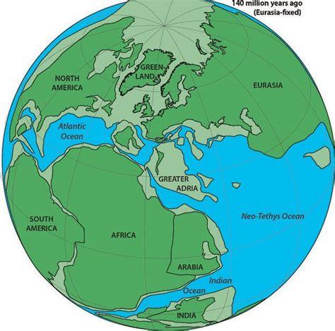 Zbulohet kontinenti i humbur, gjendet poshtë Europës ...