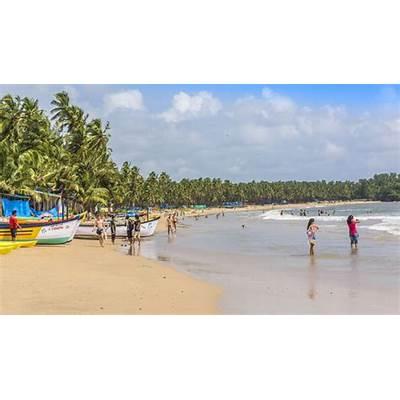 Beaches in South Goa