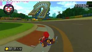 CEMU 112 Wii U Emulator Mario Kart 8 In Game 4