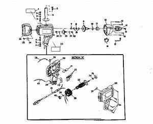 Craftsman Model 31510280 Drill