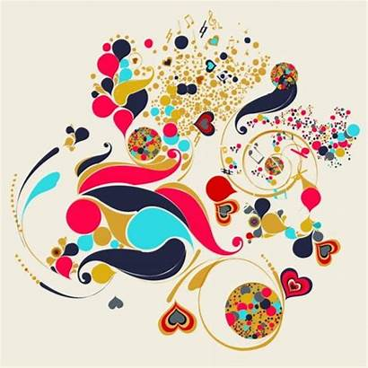 Abstract Swirl Vector Swirls Clip Vectors Psd