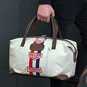 Grand Prix Originals : gulf original heuer travelbag small available at 195mph ~ Jslefanu.com Haus und Dekorationen