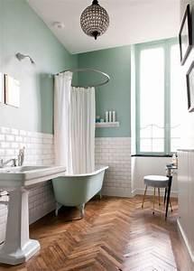 les 25 meilleures idees de la categorie peintures salle de With salle de bain design avec peinture toiture