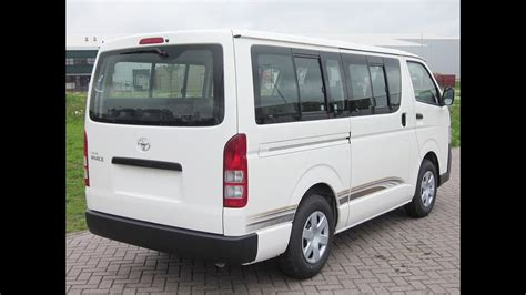 Toyota Hiace Picture by New Upcoming 2017 Toyota Hiace Review