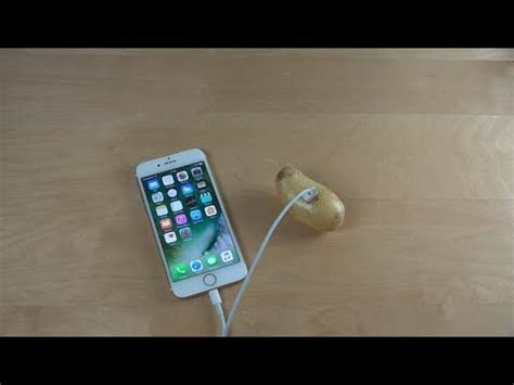 can you charge your phone with a potato 1000 ideas about electric charge on electric
