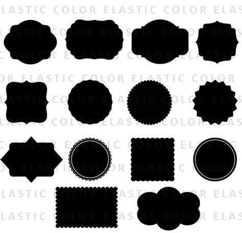 All contents are released under creative commons cc0. Labels svg clipart label clip art cuttable and printable