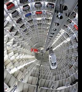 Le Parking Allemagne : volkswagen se dote d 39 un parking futuriste ~ Medecine-chirurgie-esthetiques.com Avis de Voitures