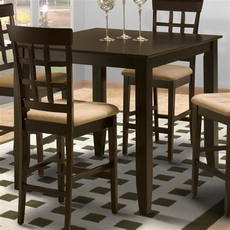 pub height kitchen table new classic style 19 04 1905 012 square counter height