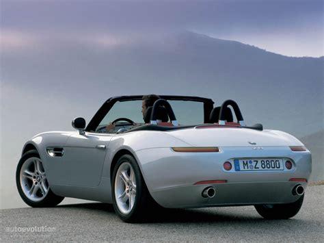 BMW Z8 las especificaciones técnicas y el consumo de combustible