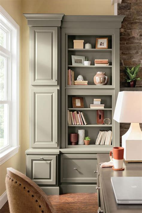 wall bookcase cabinet homecrest cabinetry
