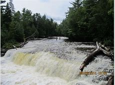 The Upper Peninsula! Loved the falls Favorite Places