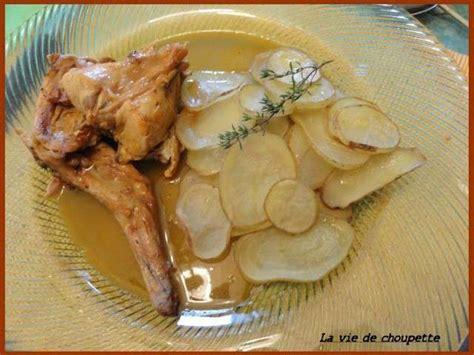 les meilleures recettes de lapin et pomme de terre