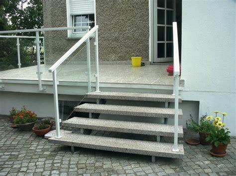 Treppe Für Terrasse by Ehs Schneider Treppen Eigenheim Hausmeister Service