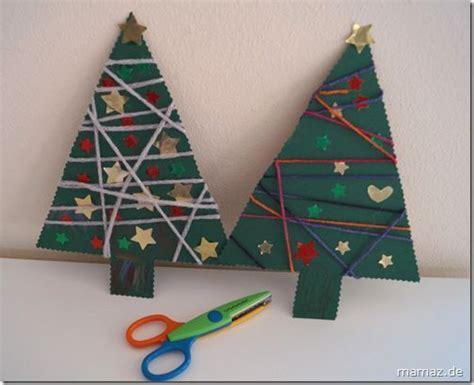 basteln kleinkinder weihnachten unser bastel wochenende in bildern basteln zu