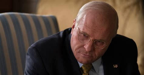 How Christian Bale Became Dick Cheney Other Tales