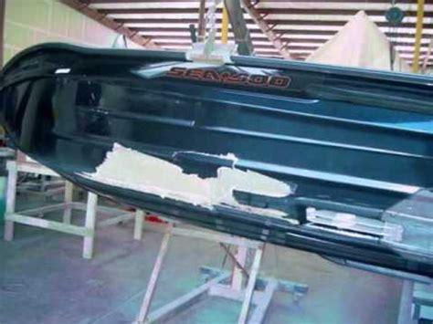 Fiberglass Boat Repair Tarpon Springs by Fiberglass Boat Repair And Jet Ski Repair In Tarpon