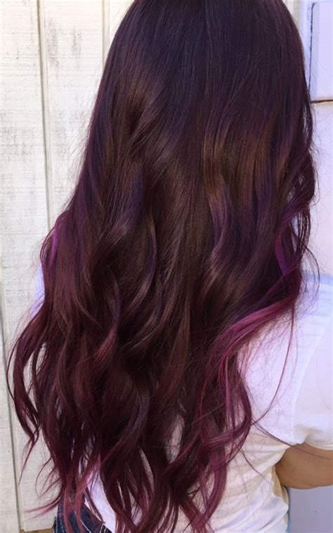 winter hair colors 2016 fall winter hair color trends guide simply organic