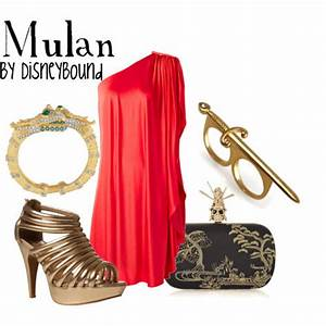 Best Disney Princess inspired outfit created by ...