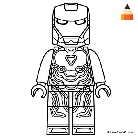 iron man avengers infinity war coloring pages print