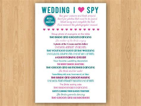 wedding eye spy google search wedding reception ideas
