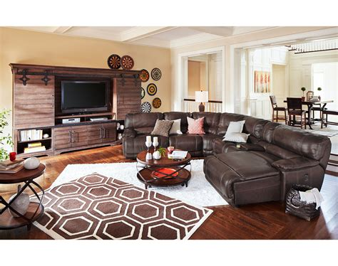 value city furniture outlet furniture transform an area into a high class room with