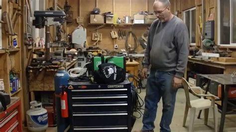 setting   welding station   wood shopoh boy youtube