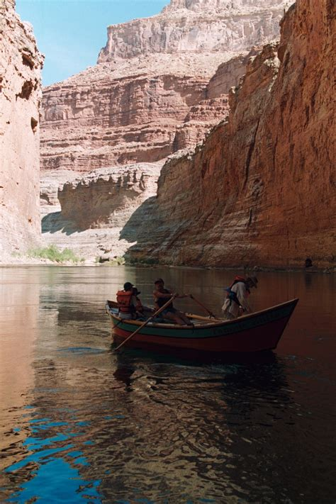 grand canyon river trip arizona rocks tours