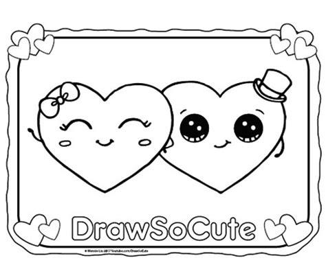 happy valentines day draw  cute