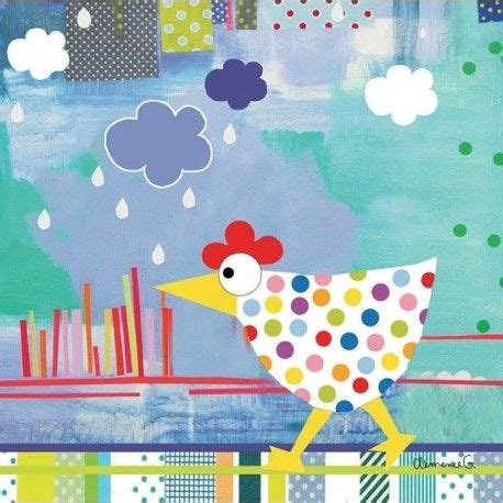 tableau poule toujours lilipinso roosters pinterest