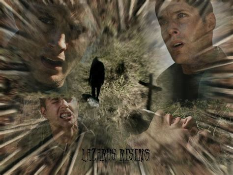 lazarus rising supernatural wallpaper  fanpop