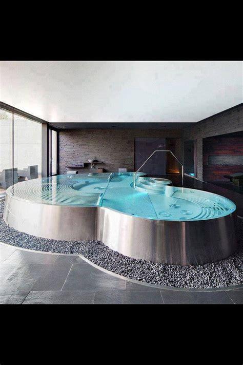 amazing hot tub house design luxury homes dream bathrooms