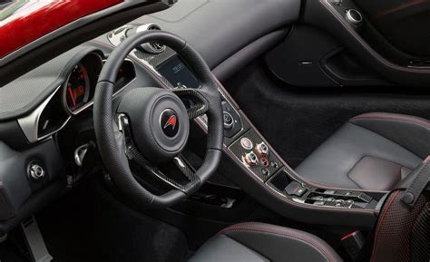 2014 Mclaren P1 Interior Black | Top Auto Magazine