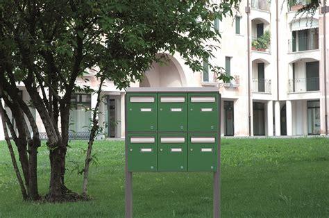 Cassette Postali Per Condomini by Casellari Postali Autoportanti Silmec