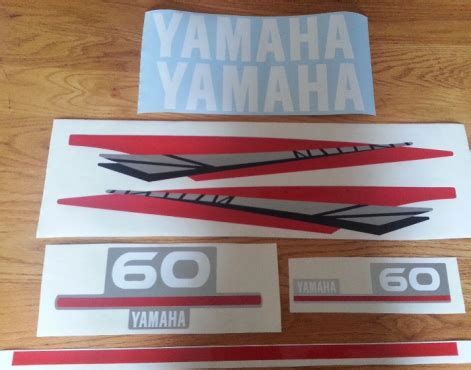 Yamaha Outboard Motor Decals For Sale by Boats And Watercraft In Durban Junk Mail