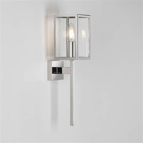 Astro Bedroom Wall Lights by Astro 1369004 Coach 100 Exterior Wall Light In Polished