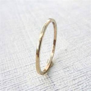 15 best of men39s thin wedding bands With thin band wedding ring