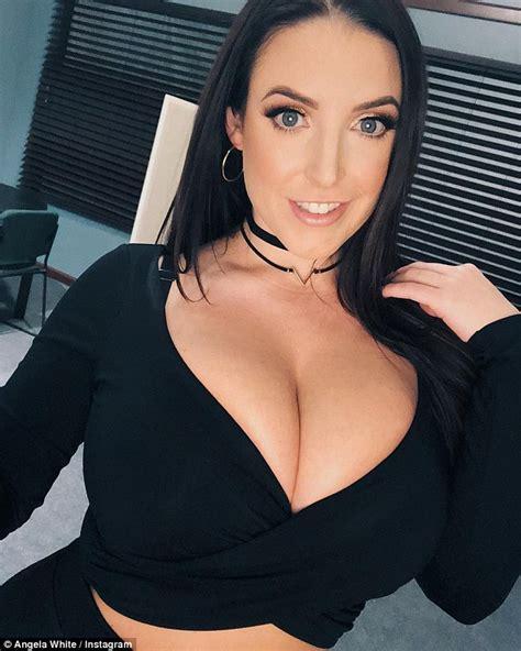 Australian Porn Star Angela White Says Love For Job Sets
