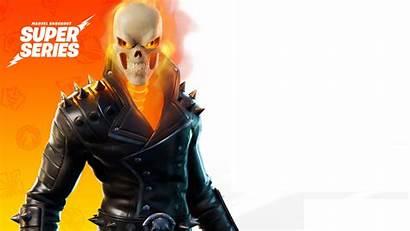 Ghost Fortnite Rider Marvel 4k Season Series