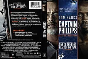 Captain Phillips DVD Cover (2013) R1