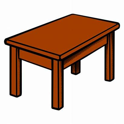 Table Simple Svg
