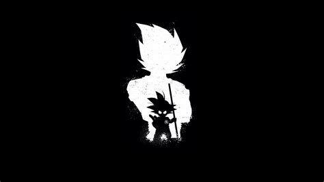 Black And White Anime Wallpaper - 2048x1152 goku anime black 4k 2048x1152 resolution hd