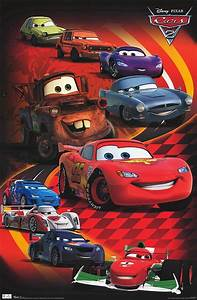 Cars 2 movie posters at movie poster warehouse movieposter ...