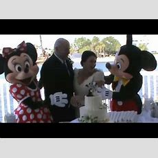 Mickey And Minnie Mouse Crash Disney Wedding Reception  Wdw Boardwalk Youtube