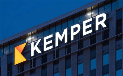 Through a series of highs, lows, acquisitions, and expansions, kemper's product offerings have changed over the years. U.S. Insurance Giant Kemper Reveals New Logo Design - Logo Designer - Logo Designer