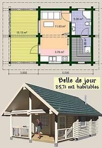 Maison À Construire Pas Cher : maison bois kit pas cher maison parallele ~ Farleysfitness.com Idées de Décoration