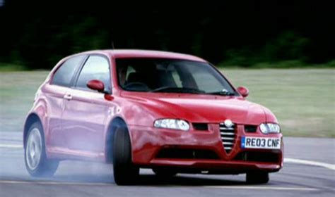 Top Gear Alfa Romeo Challenge by Imcdb Org 2003 Alfa Romeo 147 Gta 937 In Quot Top Gear